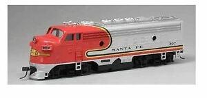 Bachmann 41-615-02 HO Santa Fe EMD F9 Diesel Locomotive LN/Box