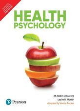 Health psychology ebay health psychology 1e by dimatteo m robbin and r martin leslie fandeluxe Gallery