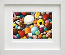 Doug Hyde Picture Pick Me Limited Edition - Print - sweets -candy