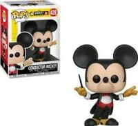 Conductor Mickey Funko Pop Vinyl New in Box