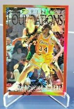 1996-97 Topps Finest Refractor Shaquille O'Neal #243 💥 💥