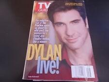 Dylan McDermott - TV Guide Magazine 2000