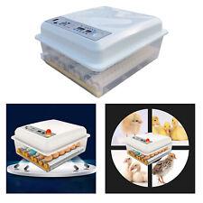 36 Digital Egg Incubator Hatcher Temperature Control Auto Turning Chicken