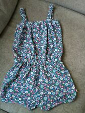 Frugi 5-6 Years Playsuit. Bnwot