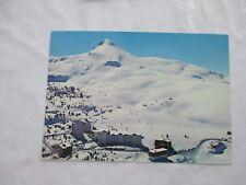 cpsm carte postale 64 arette pierre saint martin vue aerienne
