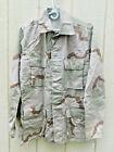Coat U. S. Military Desert Camouflage Twill Medium Regular $7.98