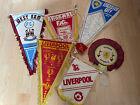 Joblot Collection Football Pennants / Car Hangers