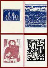 Herta NEUMANN + Kat KAMPMANN + Ernst LEONARDT +Paul HERMANN Galer.NIERENDORF1980