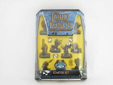 Lord Of The Rings Combat Hex Starter Set Miniatures 2003