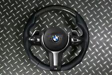 BMW F30 F20 X1 X3 X5 X6 M Perform Flat Bottom Steering Wheel Carbon Fiber