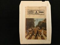 """The Beatles 8 track """"Abbey Road"""" Rare 1973 ODEON-EMI Release South America"""
