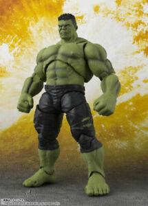 S.H.Figuarts SHF Marvel Avengers Hulk Infinity War Model Action Figures KO Toys