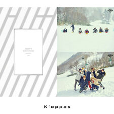 iKON'S WINTERTIME Limited Edition Full Package Sealed Kpop Box Packing