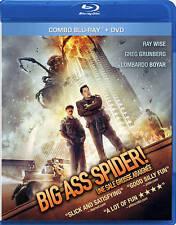 Big Ass Spider (Blu-ray/DVD, 2014, 2-Disc Set)