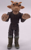 Vintage 1983 Kenner Star Wars Figure Near Complete Rare ROTJ Ree Yees Toy Movie