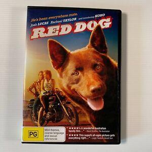 Red Dog (DVD 2011) Josh Lucas Rachael Taylor Region 4