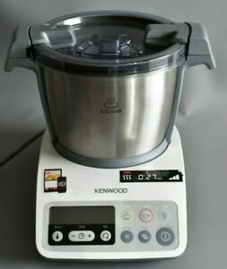 Kenwood CCC200WH kCook Robot da Cucina con Funzione Cottura