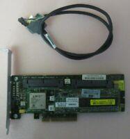 HP Smart Array P400 PCI-E SAS 3GB/s RAID Controller 256MB Cache 504023-001