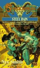 Shadowrun: Steel Rain No. 24 by Nyx Smith (1997, Paperback)