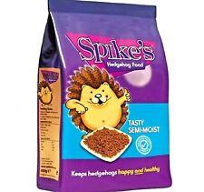 More details for semi moist hedgehog food - (550g / 1.3kg) - spikes tasty animal food bp feed vf