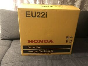 Honda EU 22i Stromerzeuger Stromaggregat Inverter - NEU