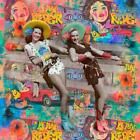 Shari Jenkins You and Me Are Like Fat Thighs Giclee on Canvas