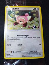Stufful 20th Anniversary Pokémon Generations Foil Card 110/147 Toys R Us