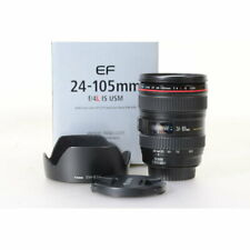 Canon EF 24-105mm 1:4 IS L USM Zoom Objektiv - EF 4,0/24-105 L IS USM #0344B003