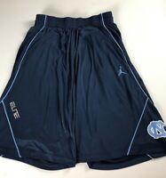 North Carolina Tar Heels Shorts Mens Small Nike Elite UNC Jordan Dri-Fit Gym