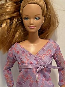Pregnant Midge Barbie Doll Happy Family 2002 DOLL (Missing belly extension)