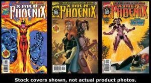 X-Men: Phoenix 1 2 3 Complete Set Run Lot 1-3 VF/NM