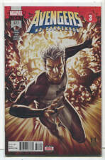 Avengers-No Surrender #677 MARVEL Legacy Part 3 COVER A  1ST PRINT