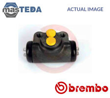 BREMBO LEFT REAR DRUM WHEEL BRAKE CYLINDER A12407 P NEW OE REPLACEMENT