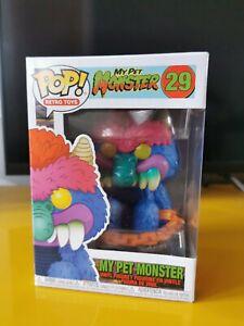 My Pet Monster Funko Pop Figure #29 Retro