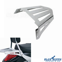 Rear Backrest Sissy Bar Luggage Rack For Suzuki Boulevard M109R M109RZ M109R2