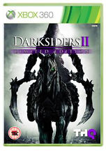 Darksiders II 2 Limited Edition for PAL Microsoft Xbox 360 DLC