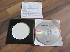 JULIO IGLESIAS La Gota Fria - David Morales Mixes Edit RARE Promo CD single INFO