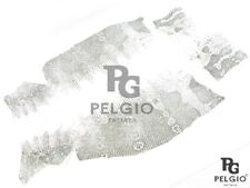 PELGIO Genuine Lizard Belly Skin Leather Soft Hide Pelt Glossy Natural