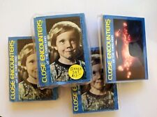Close Encounters Of The Third Kind Wonder Bread 24 Trading Card Set 1977