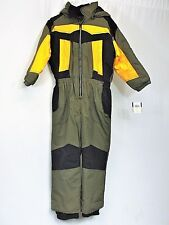Sportscaster Insulated Snowsuit for Teens -youth Small One Piece Suit. WINDPROOF