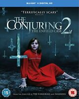The Conjuring 2 [Includes Digital Download] [Blu-ray] [2016] [Region Free] [DVD]