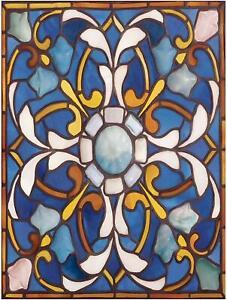 Mosaic Stained Glass G. Croegaert Tile Mural Kitchen Backsplash Marble Ceramic