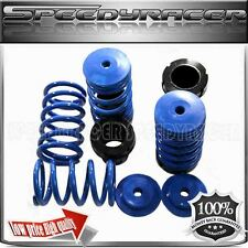 Coilover Lowering Spring Kits Adj. for 1995-1999 Mitsubishi Eclipse.  Blue