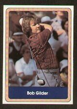 Bob Gilder signed autographed auto Golf Trading Card