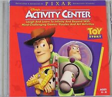Disney`s Toy Story Activity Center  (PC, 1996)