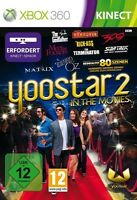 Yoostar 2 In The Movies Kinect Xbox 360 * NEW SEALED PAL *