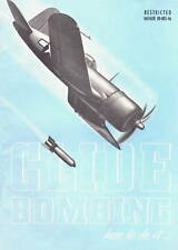 US NAVY - GLIDE BOMBING, HOW TO DO IT/ NAVAER 00-80S-46