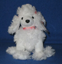 TY  L'AMORE the POODLE BEANIE BABY - MINT with NEAR MINT TAG - SEE PICS (PR)