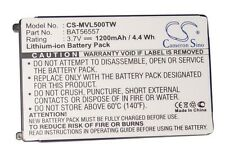BAT56557 Two-Way Radio Battery For Motorola CLS 1110, CLS 1114, VL50,CLS1410