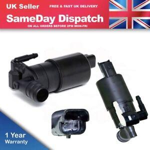 Washer Pump FOR Peugeot 106 207 307 308 807 1007 Expert Partner